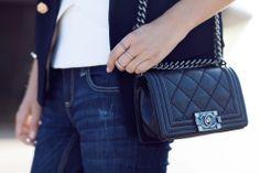 Chanel bag - Tuula Vintage