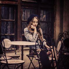 Marta Syrko ❤ liked on Polyvore featuring people, daria sidorchuk, pics, girls and marta syrko