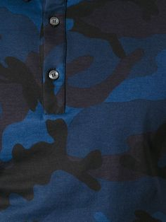 Valentino Camouflage Polo Shirt - Twist'n'scout - Farfetch.com