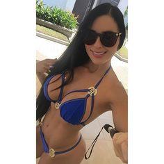 Instagram photo by natyariasromeroswimwear - Trajes de baño para ti para q luzcas hermosa en estas vacaciones by Natalia Arias swimwear 👙👙☀️☀️informes por whatsapp +573008625527