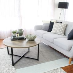 L•A•Y•E•R•S  Is your favourite rug too small??! Layer it up with another one of similar weight to cover more area and balance out the space.⠀⠀⠀⠀⠀⠀⠀⠀⠀ ⠀⠀⠀⠀⠀⠀⠀⠀⠀ This also creates texture and interest, but is best when using thinner rugs. ⠀⠀⠀⠀⠀⠀⠀⠀⠀ ⠀⠀⠀⠀⠀⠀⠀⠀⠀ Do you like this look, would you use this idea in your home?⠀⠀⠀⠀⠀⠀⠀⠀⠀ ⠀⠀⠀⠀⠀⠀⠀⠀⠀ Couch @freedom_australia⠀⠀⠀⠀⠀⠀⠀⠀⠀ Grey & cream cushions @tkmaxxau Cream Cushions, Your Favorite, Freedom, Australia, Couch, Texture, Space, Rugs, Sofa