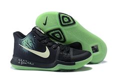 b338c9b09c6 Authentic supply Nike Kyrie 3 Fluorescent fear On Sale outlet the world