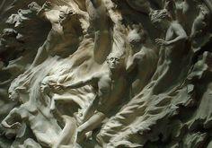 Washington National Cathedral (detail) ~ Frederick Hart