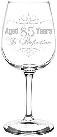 Aged To Perfection Elegant & Vintage Birthday Celebration Inspired - Laser Engraved Libbey. out of 5 stars via 251 ratings in Kitchen & Dining in Wine Glasses Single Ounce Libbey Vina Wine Taster Glass Laser Engraved To Perfection. 90th Birthday Decorations, 90th Birthday Invitations, Birthday Presents For Mom, Birthday Coffee, 85th Birthday, 90th Birthday Parties, Birthday Book, Vintage Birthday, Birthday Gifts For Women