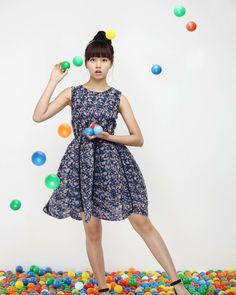 Kim Sohyun, Child Actresses, Asian Actors, South Korea, Korean, Summer Dresses, Girls, Fashion, Toddler Girls