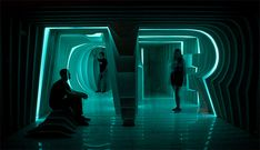 Cornea TI: Light Installation at Luminale 2014 | Inspiration Grid | Design Inspiration