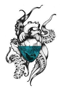 Top 60 Eye Catching Tattoos For Men With Sense - Best Squid Tattoo . - Top 60 Eye Catching Tattoos For Men With Sense – Best Squid Tattoo Ideas Designs – - Tattoos Motive, Body Art Tattoos, Cool Tattoos, Small Tattoos, Tatoos, Gun Tattoos, Sick Tattoo, Tattoo Pain, Arabic Tattoos