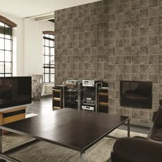 SKIN is an astounding collection of designer wallcoverings which resemble natural skins - take a look at this stitched animal skin effect. Other designs include zebra patterns, stylised leopard skin and stitched animal skin effect to form diamonds.
