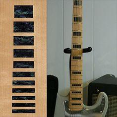 Fretboard Inlay Sticker for Bass - Jazz Bass Block - 10.00$