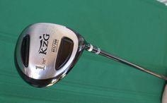 KZG PFT/300 Driver 7.5  #KZG Golf Drivers, Golf Clubs