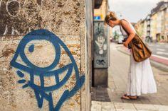 Street Art I El Pez I streetart cologne streetartcologne urbanart köln ehrenfeld