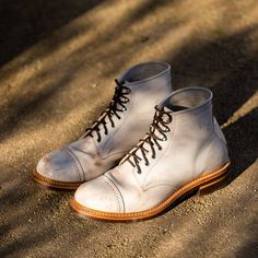 """Neil Berrett / S&S on Instagram: """"Pre-order launching tomorrow at 6am California time / 9am NYC time on @stitchdown of our latest collaboration with @johnlofgrenbootmaker in…"""" Mans World, Collaboration, Combat Boots, Product Launch, Nyc, California, Mens Fashion, Shoes, Instagram"""