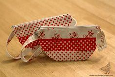 I've been sewing up some of these cute little teacup pouches, and I thought I would share a tutorial on how to make one of your own! If y...