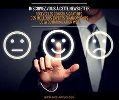Inscrivez-vous à cette Newsletter et recevez les conseils gratuits des meilleurs experts Francophones du Marketing Web