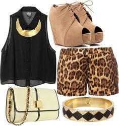 Fierce Clubbin Outfit