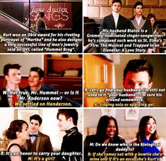 Klaine deleted scenes from Glee finale.