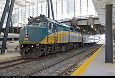RailPictures.Net Photo: VIA 6412 VIA Rail EMD F40PH at Toronto, Ontario, Canada by Steve Raith