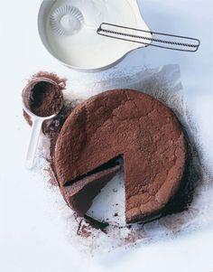 Gelingt immer: der allerbeste, einfachste Schokoladenkuchen | littleyears | Bloglovin'