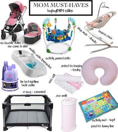 Sharing some 'Mommy Must-Haves' from buybuyBABY. Activity Jumper, Activity Mat, Baby Needs, Baby Love, Fun Baby Shower Games, Baby Must Haves, Baby Registry, Baby Essentials, Alter