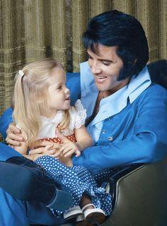 Elvis Presley  Lisa Marie Presley