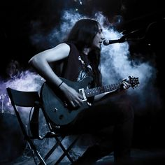 Neige, of the band Alcest