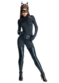 Batman The Dark Knight Rises Secret Wishes Catwoman Costume, $49.99 - The Costume Land