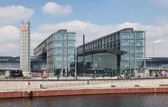 2014 Berlin - Berlin Hauptbahnhof in Moabit ☺