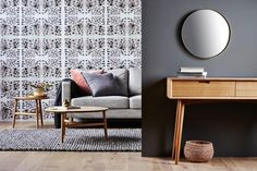 Browse and Find Distinctive Indoor and Outdoor Furniture, Homewares and Lighting inspired by uniquely Australian Living Decor, Apartment, Inspiration, Round Mirrors, Furniture, Indoor, Modern, Home Decor, Indoor Outdoor Furniture