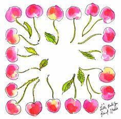 Wild cherry #lilly5x5