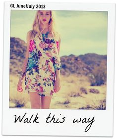 The perfect #print mix for #summer? #Florals! The trick: Working in the same color palette #summerfashion #style