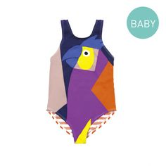 Stella Mccartney Enfants, Molly Maillot de bain