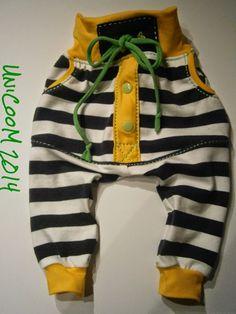 3-tlg Baby Set Wickelshirt mit Hose und Mütze Off Road Gr.56,62