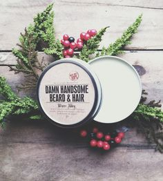 Winter Abbey Ale Beard & Hair Wax by Damn Handsome on Scoutmob Shoppe Guys Grooming, Beard Grooming, Wax Man, Mafia, Shaved Hair Cuts, Handsome Bearded Men, Hair Wax, Gents Fashion, Make A Man
