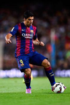 Luis Suarez--FC Barcelona