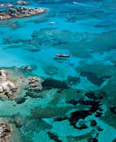 Isola di Budelli  Sardegna