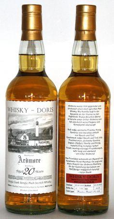 Ardmore 20yr 1992 Whisky-Doris