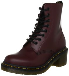 Dr. Martens Women's Clemency Boot > Check this awesome image  : Boots Shoes