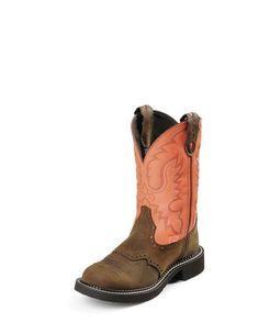 Justin Women's Bay Apache Boot - L9907