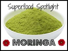 Moringa: the superfood you've never heard of! Learn the benefits and how to use this amazing plant.
