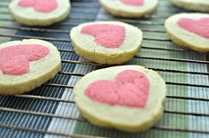 Bambi - Slice n' bake – Alla hjärtans dag kakor Bambi, Cheesecake, Favorite Recipes, Cookies, Vegetables, Usa, Desserts, Food, Cheesecake Cake