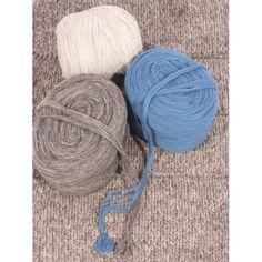 custom woolen mills - prairie wool bulky 6-strand wool : carded unspun wool