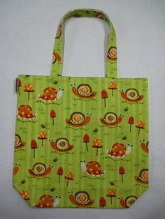 Snail Trail bag