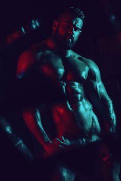 Konstantin Kamynin 2016 Calendar - exclusive shots for Fashionably Male647