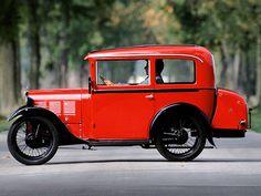1929 BMW Dixi 3/15 PS DA-2
