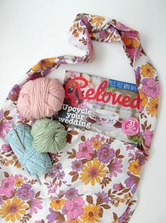 Project: Make an Upcycled Tote Bag!