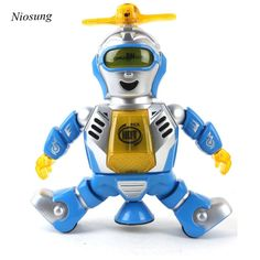 $9.17 (Buy here: https://alitems.com/g/1e8d114494ebda23ff8b16525dc3e8/?i=5&ulp=https%3A%2F%2Fwww.aliexpress.com%2Fitem%2FNiosung-Hot-Electronic-Walking-Dancing-Smart-Space-Robot-Astronaut-Kids-Music-Light-Toys-Kids-Child-Game%2F32726171699.html ) Niosung Hot Electronic Walking Dancing Smart Space Robot Astronaut Kids Music Light Toys Kids Child Game Gift for just $9.17