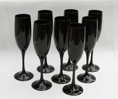 """This is a set of fantabulous glassware that we're going to get from The Art Lyons shop on Etsy for the character of Madeline in our movie """"Unfinished Business"""".  You can get to the shop here:  http://www.etsy.com/shop/theartlyons"""