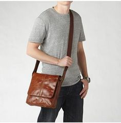 Fossil Jackson bag: Yes, this is a guys bag. I have the large version and absolutely need this version too.