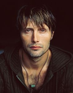 Mads Mikkelsen. Met him in Casino Royale, loved him in A Royal Affair, now 100% a fan because of Hannibal. He is stellar!