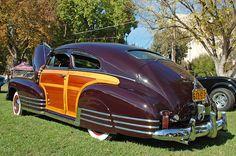 1947 Chevrolet.